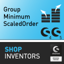 GroupMinimumScaledOrder
